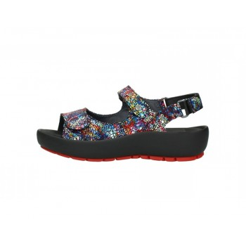Wolky Rio Crash Multi-Black