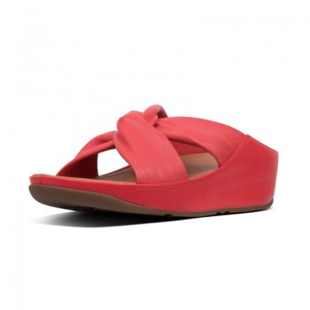 FitFlop Twiss™ Slide Passion Red
