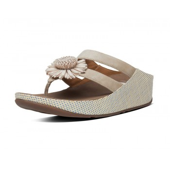 FitFlop Aztek Chada Rose Gold