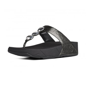 FitFlop Petra Pewter