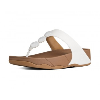 FitFlop Petra Urban White