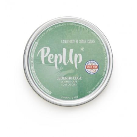 Pep*Up  Leder-Pflege mit Zitronengrasöl [100 g]