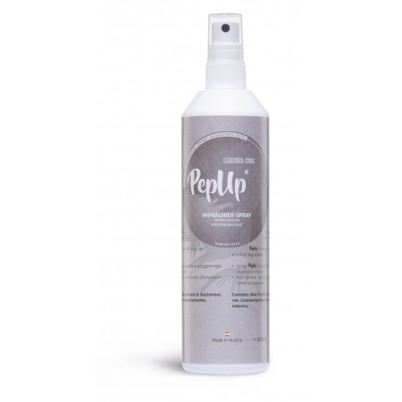 PEP*Up Rauleder Imprägnier-Spray mit Bio Rosmarinöl [200 ml]