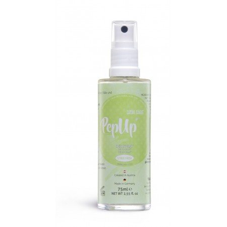 PEP*UP Deospray Citrus Fresh mit Bio Orangenöl [75 ml]