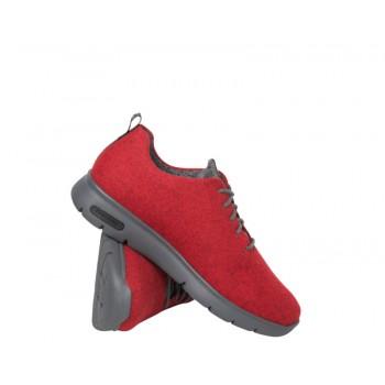 Ganter Gisi Merino red