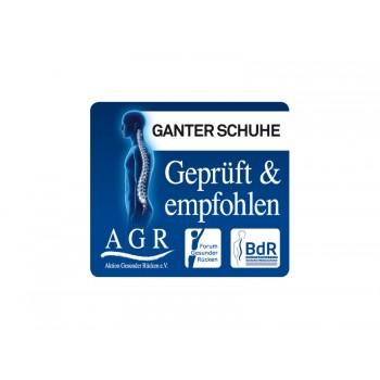 Ganter EVO Merino schwarz/antrazit